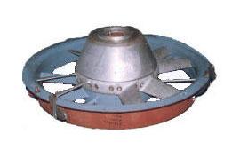 Traction Radiator Cooling Fan, Kirloskar Electric Company, India